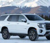 2022 Gmc Yukon Denali Xl Slt Towing Capacity Updates Xl At4