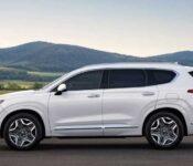 2022 Hyundai Santa Fe Australia Redesign Sport Cargo Space