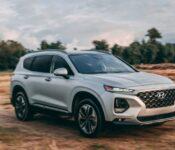 2022 Hyundai Santa Fe Changes Hybrid Release Date Exterior