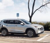 2022 Hyundai Santa Fe Hybrid Review Limited For Sale Colors