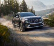 2022 Hyundai Santa Fe Images Specs Turbo Xl
