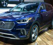 2022 Hyundai Santa Fe Length Lease Limited Price Hybrid