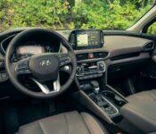 2022 Hyundai Santa Fe Mpg Msrp Models News