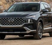 2022 Hyundai Santa Fe Plug In Hybrid First Look Colors Engine