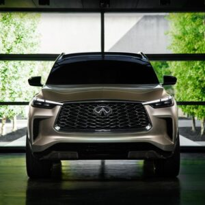 2022 Infiniti Qx60 Colors Cost Mpg Pictures