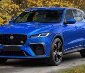 2022 Jaguar F Pace Changes Dimensions