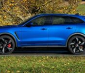 2022 Jaguar F Pace Diesel Electric