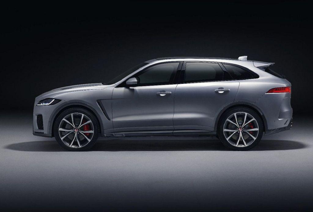2022 Jaguar F Pace Exterior Colors Engine