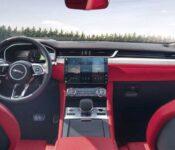 2022 Jaguar F Pace Interior Lease