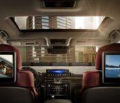 2022 Lexus Lx 570 Engine Limited Edition