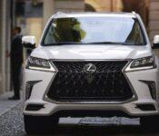 2022 Lexus Lx 570 Hybrid Price F Sport Images