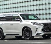 2022 Lexus Lx 570 Price In Canada Dimensions