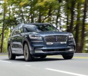 2022 Lincoln Aviator Changes