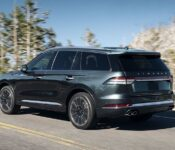 2022 Lincoln Aviator Colors Msrp