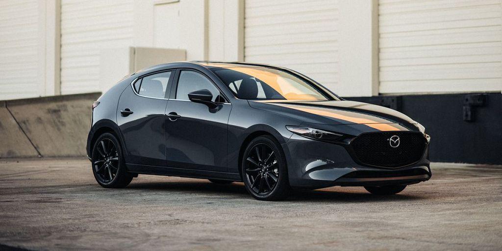 2022 Mazda 3 Turbo Manual Hatchback Turbo