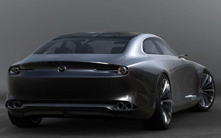 2022 Mazda 6 Awd Australia Pics