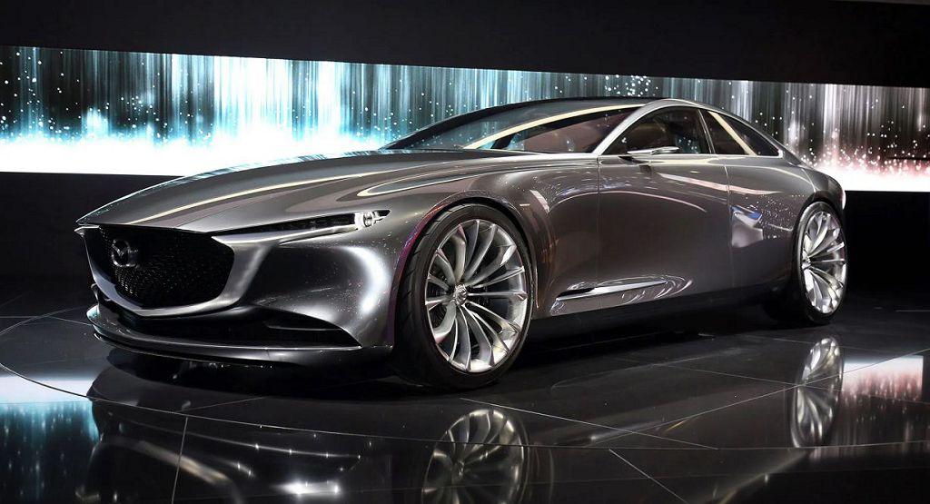 2022 Mazda 6 Hybrid Hatchback