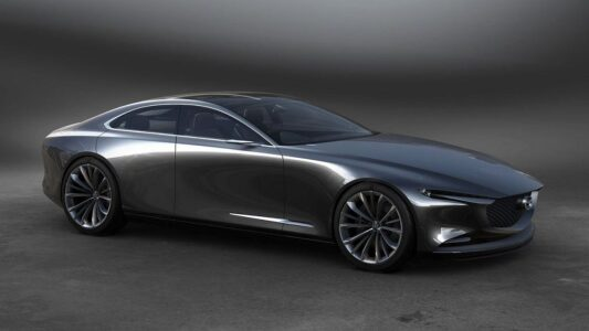 2022 Mazda 6 Redesign Interior