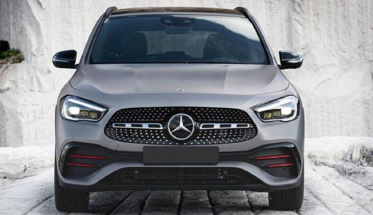 2022 Mercedes Benz Gla 250 Awd 4matic