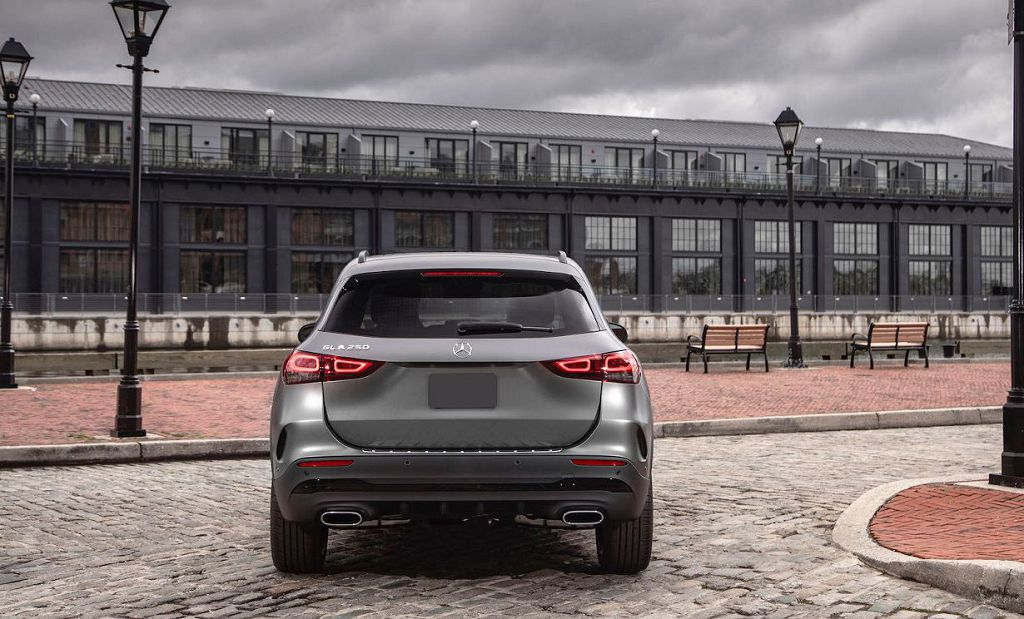 2022 Mercedes Benz Gla 250 Base 4matic