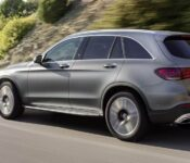 2022 Mercedes Benz Glc Lease Interior