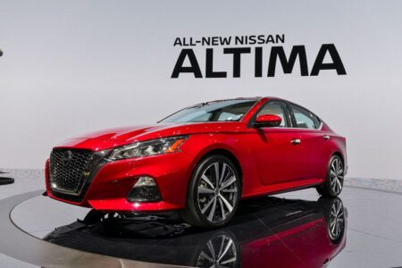 2022 Nissan Altima Coupe