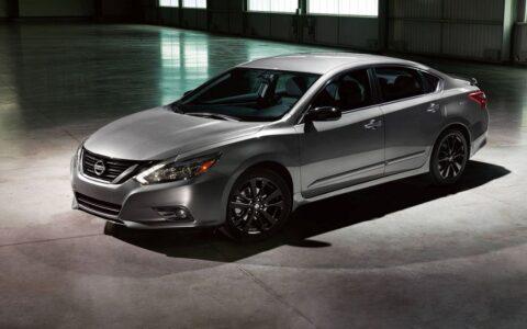 2022 Nissan Altima Price Sr