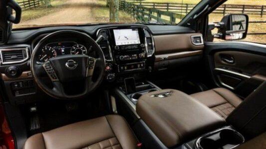 2022 Nissan Titan Diesel Release Date