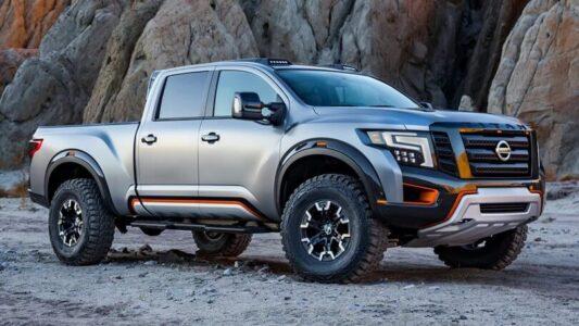 2022 Nissan Titan Warrior Price Xd Diesel