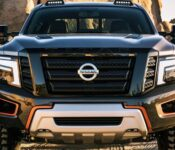 2022 Nissan Titan Warrior Pro 4x