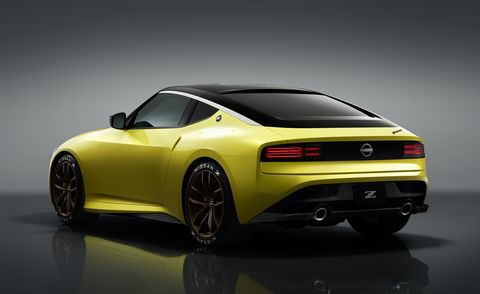 2022 Nissan Z News Awd Options Photos