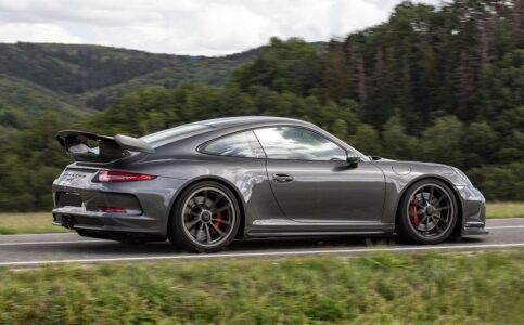 2022 Porsche 911 Cabriolet Carrera Gts