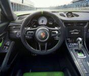 2022 Porsche 911 Gt3 Turbo S Horsepower Interior