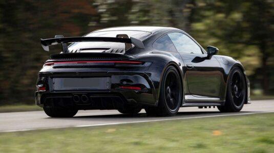 2022 Porsche 911 Gts Turbo S Price