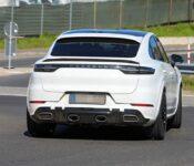 2022 Porsche Cayenne Interior Electric