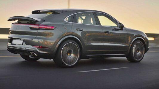 2022 Porsche Cayenne S Turbo Price