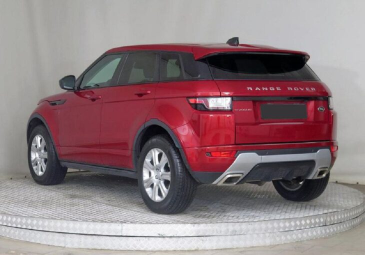 2022 Range Rover Evoque Colors R Dynamic Hse