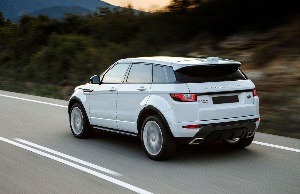 2022 Range Rover Evoque Dimensions
