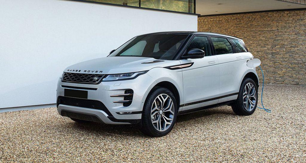 2022 Range Rover Evoque Dynamic Engines