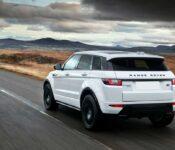 2022 Range Rover Evoque Electric Features