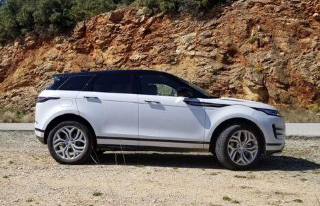 2022 Range Rover Evoque Release Date Lwb