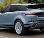 2022 Range Rover Evoque S Accessories Manual
