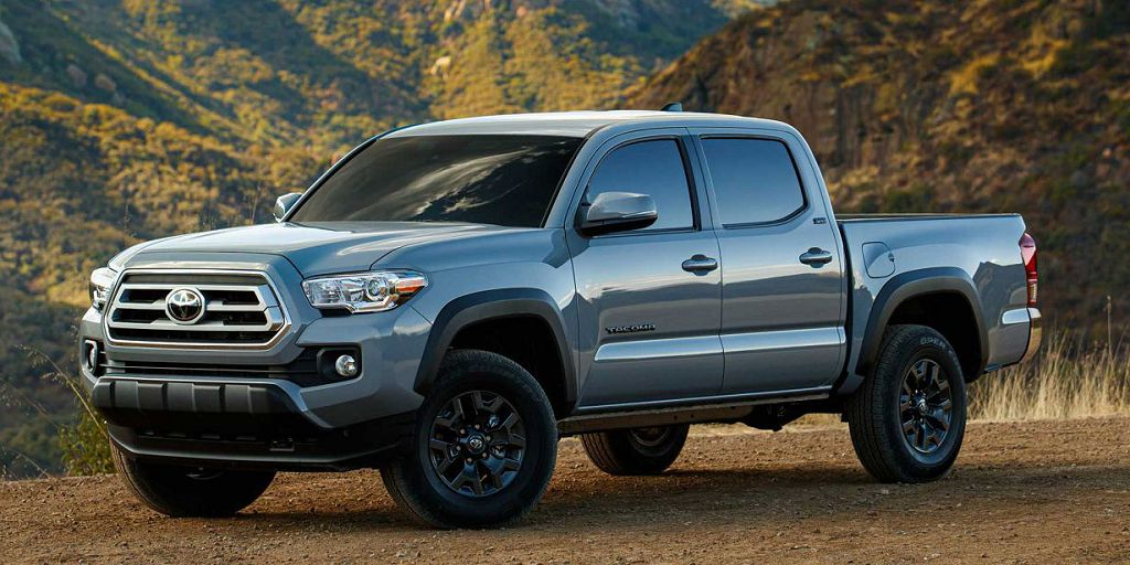 2022 Toyota Tacoma Diesel Trd Pro Colors Sport Price