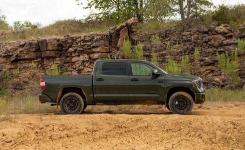 2022 Toyota Tacoma Trd Pro Colors Redesign Release