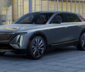 2023 Cadillac Lyriq Colors