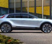 2023 Cadillac Lyriq Range