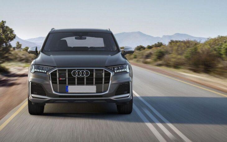 2022 Audi Q7 55 Premium Build