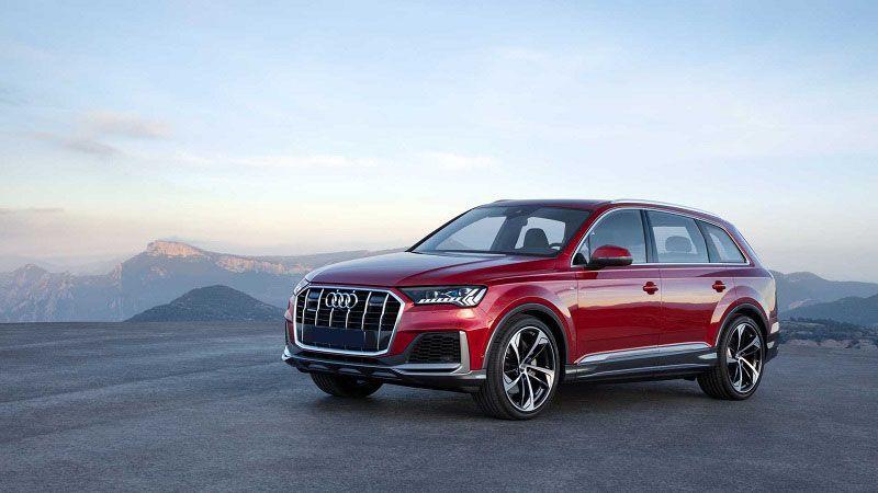 2022 Audi Q7 Pictures Redesign