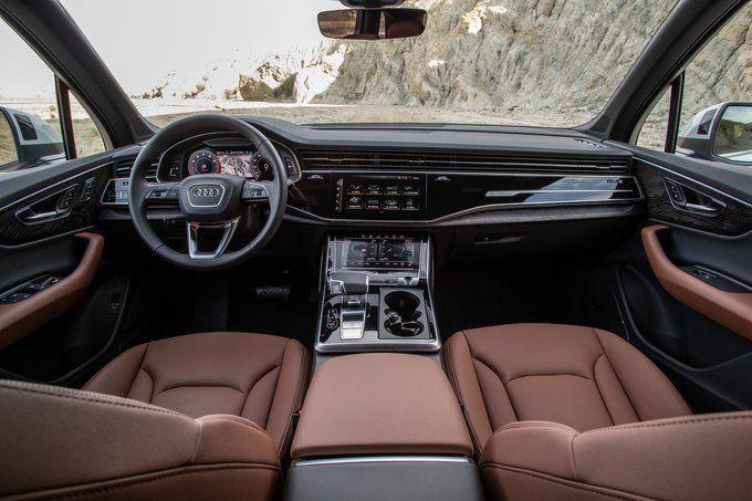 2022 Audi Q7 Review Hybrid