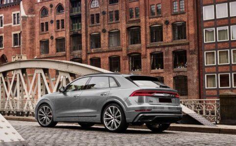 2022 Audi Q7 S Line